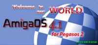 AmigaOS4.1 Pegasos II-re