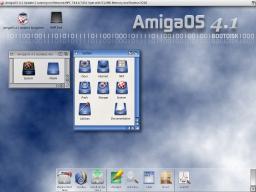 AmigaOS 4.1 Update 1 megjelent