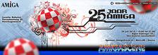 Party az Amiga 25. évfordulóján!