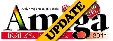 Megrendelhető a papír alapú Amiga Mania első száma!