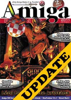 Amiga Mania 02 megrendelésének menete!