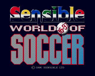 Sensible Soccer Bajnokság