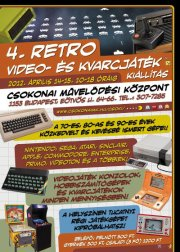 4. Retro video- �s kvarcj�t�k ki�ll�t�s