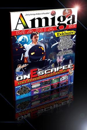 Amiga Mania 04 rendelés!