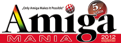 Amiga Mania 05 Released!