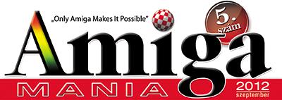Amiga Mania 05 rendelés!