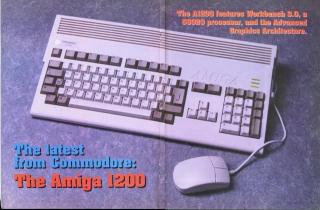 20 �ves az Amiga 1200